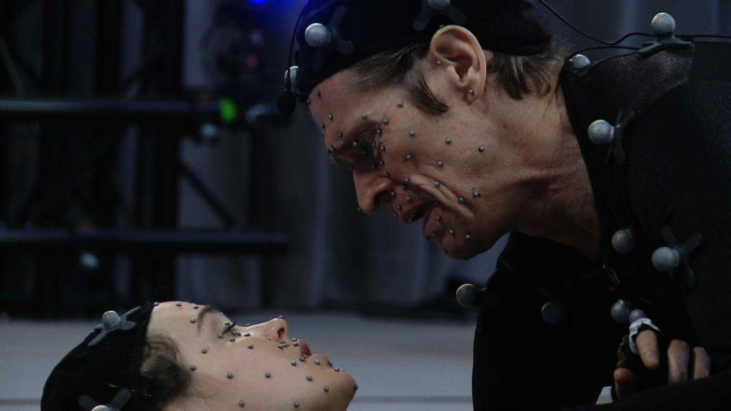 Beyond two souls motion capture