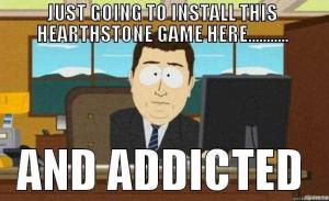 addicted hearthstone