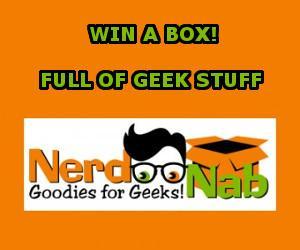 nerdnab giveaway
